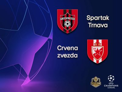 Red Star still have it all to do as they travel to Trnava to face Spartak