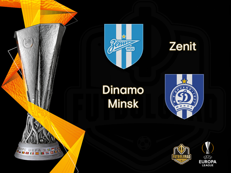 Zenit hope for a miracle when they host Dinamo Minsk at the Petrovsky