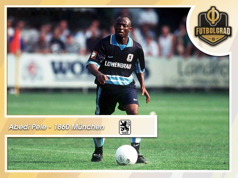 Abedi Pele and 1860 Munich – The millionaire at the workers club