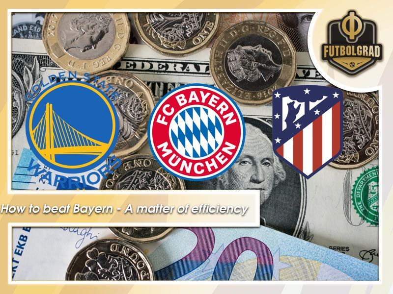 Bayern, Golden State Warriors Atletico Madrid