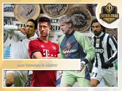 Some of the Best Football Transfers In History