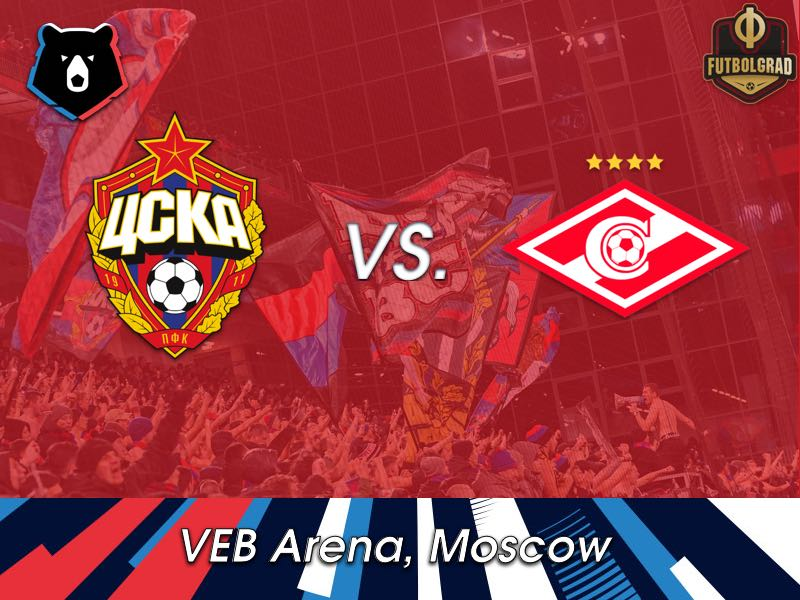 CSKA Moscow vs Spartak Moscow – Russian Premier Liga – Preview