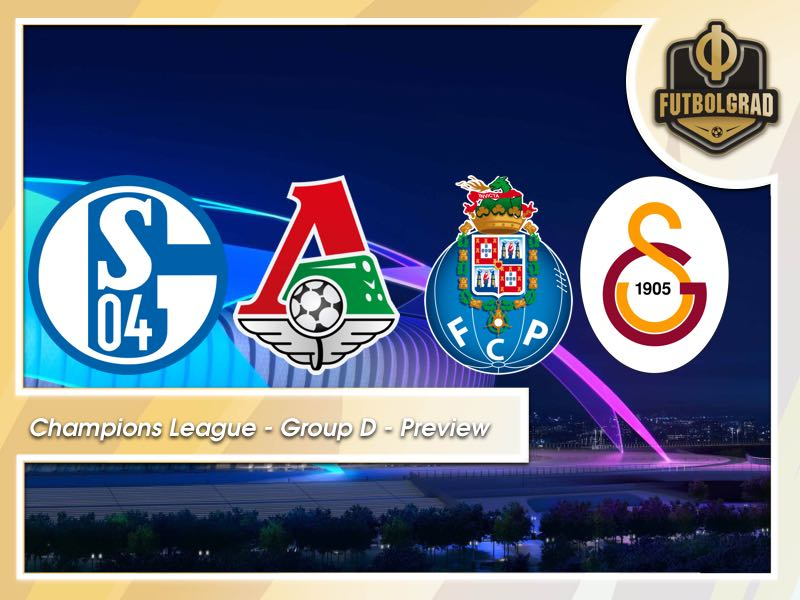 Champions League – Schalke's Group D Previewed