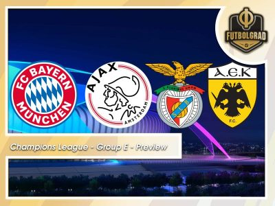 Champions League – Bayern München's Group E Previewed