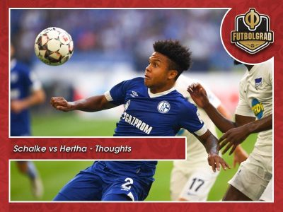Five thoughts from Hertha's impressive win over last year's high flyers Schalke