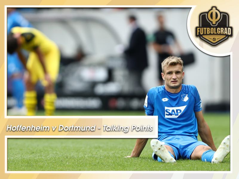 Hoffenheim v Borussia Dortmund – Six Talking Points