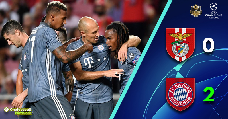 Bayern cruise past Benfica as Renato Sanches gives Kovac food for thought