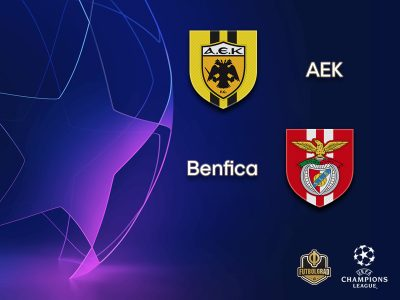 AEK vs Benfica – Champions League – Preview