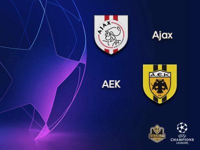 Ajax vs AEK Athens – Champions League – Preview