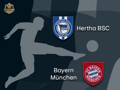Hertha host Bayern München in a capital showdown