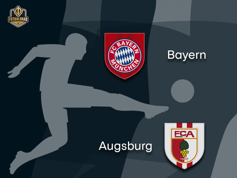 Bayern host Augsburg to continue Oktoberfest festivities