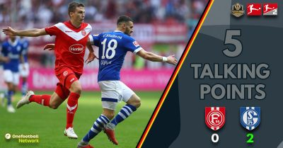 'Schalke Back On Track, McKennie On Fire' – Five Talking Points As Schalke Beat Düsseldorf