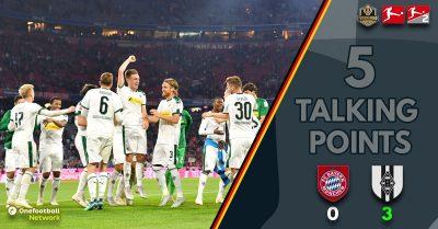 Bayern sluggish, Gladbach fantastic and Stindl the hero – Five thoughts from Bayern vs Gladbach
