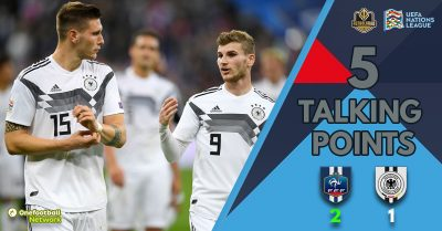 'Löw rings the changes' and 'what now for the old guard?' – 5 Talking Points as Germany fall short in France
