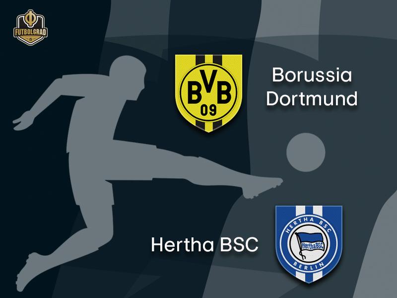 Borussia Dortmund vs Hertha