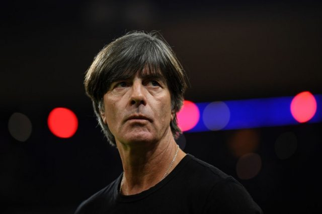 Joachim Löw made five changes for France vs Germany.