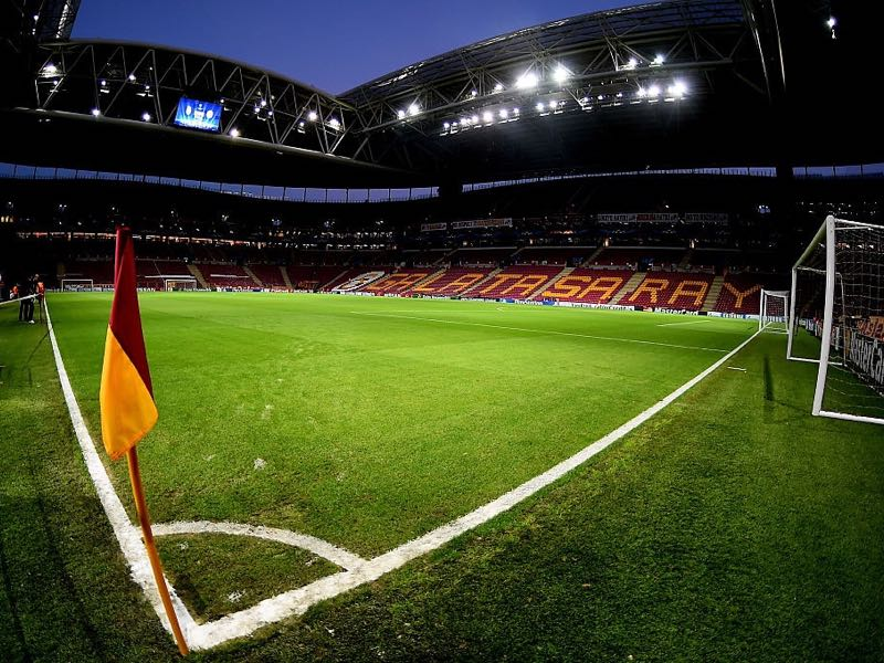 Galatasaray vs Schalke will take place at the Ali Sami Yen Spor Kompleks in Istanbul (Photo by Lars Baron/Getty Images)