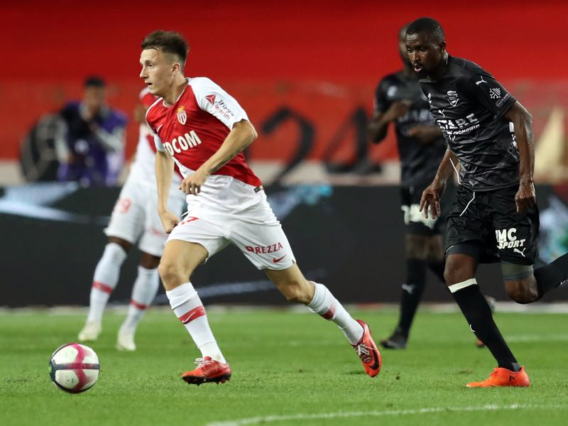 Aleksandr Golovin will be Monaco's key player (VALERY HACHE/AFP/Getty Images)