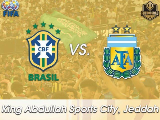 Brazil vs Argentina – International Friendly – Preview