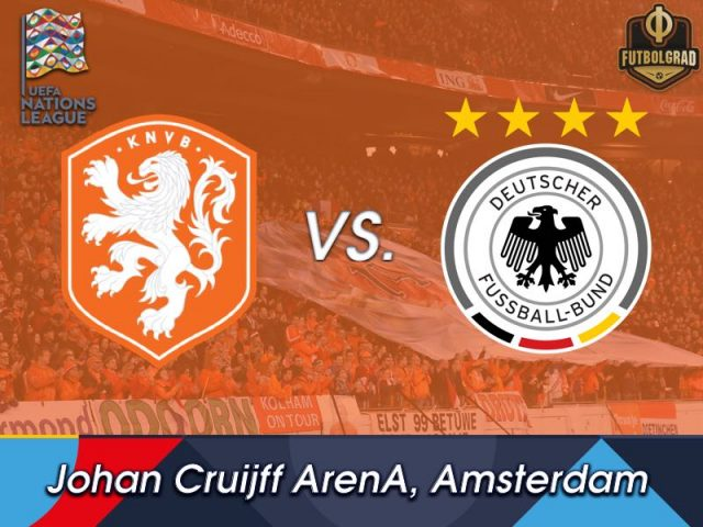 Netherlands and Germany are looking to rekindle an old rivalry