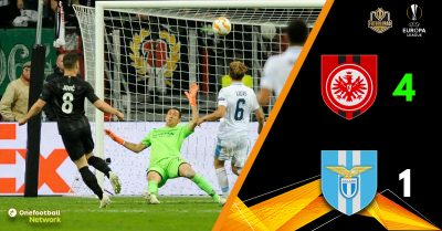 Super Eagles Power Past Lazio On A Special Night In Frankfurt