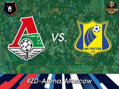 Lokomotiv Moscow vs Rostov – Russian Premier Liga – Preview