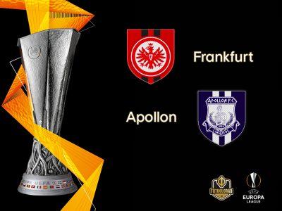 Europa League – Eintracht Frankfurt look to convert match balls against Apollon Limassol