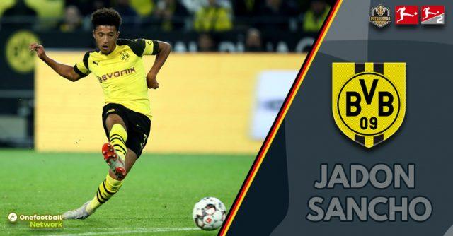 Exclusive: Borussia Dortmund Laugh Off Talks of Sancho Price Setting