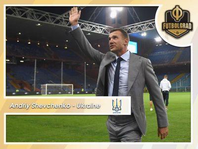 Shevchenko celebrates first success in his managerial tenure