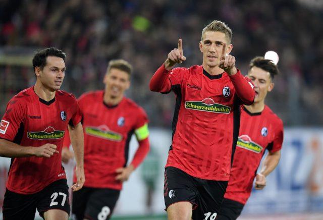 Freiburg vs Gladbach