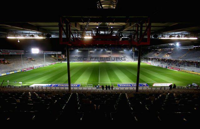 Freiburg vs Gladbach - Stadion