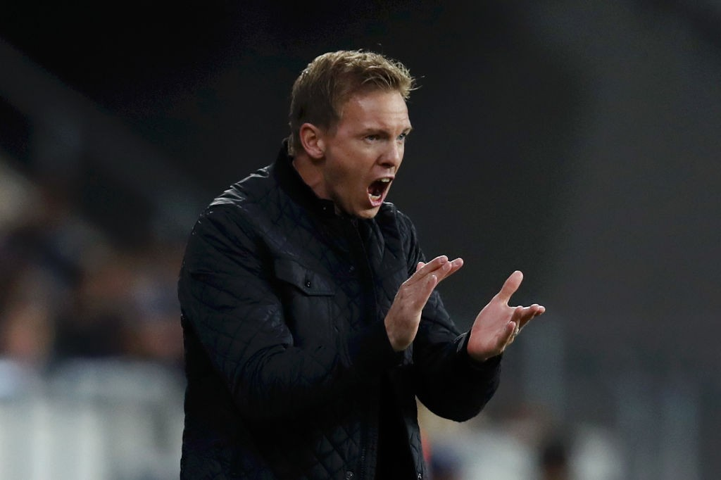 TSG Hoffenheim vs Manchester City - Julian Nagelsmann's tactical thinking almost pulled off a big shock when TSG Hoffenheim vs Manchester City took place on Tuesday night. (Photo by Maja Hitij/Bongarts/Getty Images)