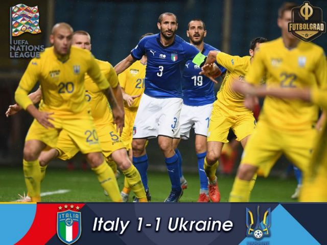 Italy v Ukraine – International Friendly – Match Report