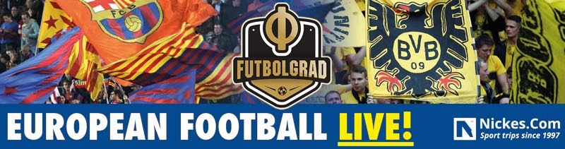 Experience the Yellow Wall live! Book your European football travel now by visiting Nickes!