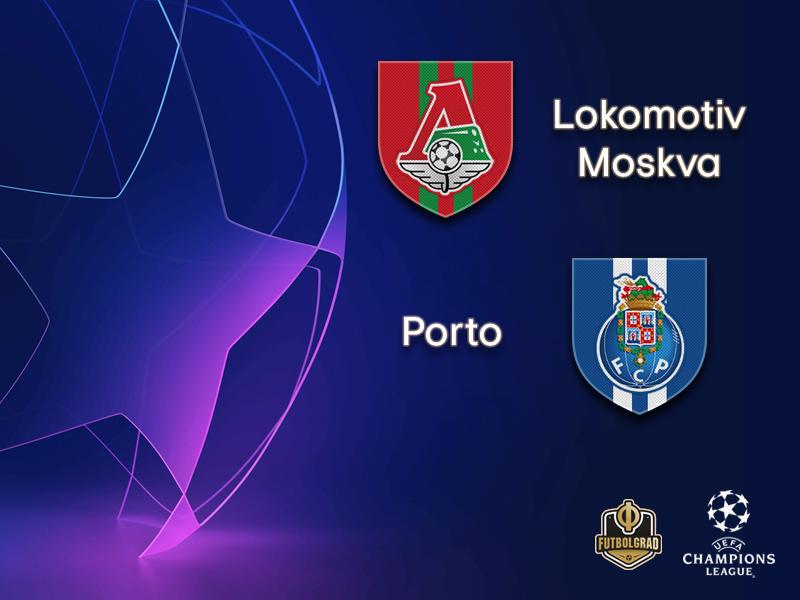 Lokomotiv vs Porto – Champions League – Preview