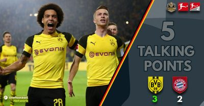 'A real title challenge?' and 'What now for Kovač?' – Five talking points from a thrilling Dortmund-Bayern encounter