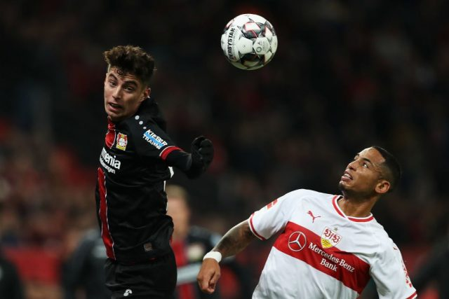 Leverkusen vs Stuttgart - Kai Havertz