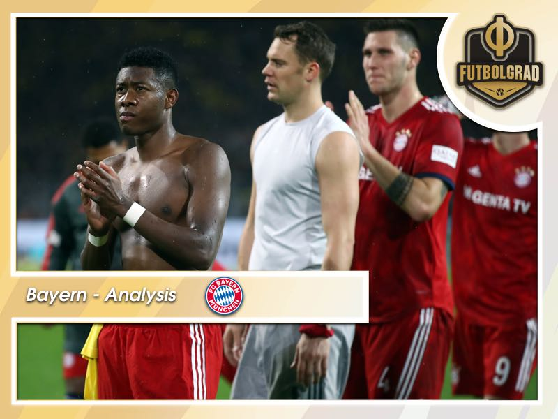 Bayern – Breaking down potential squad changes