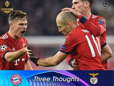 Kovac, Kimmich and the old guard – Three thoughts from Bayern v Benfica