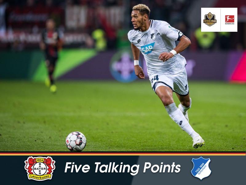 Hoffenheim brilliant, Leverkusen crash again – Talking points from Leverkusen vs Hoffenheim