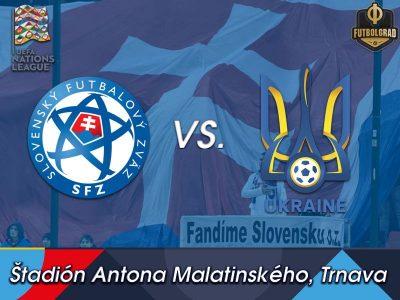 Slovakia vs Ukraine – UEFA Nations League – Preview