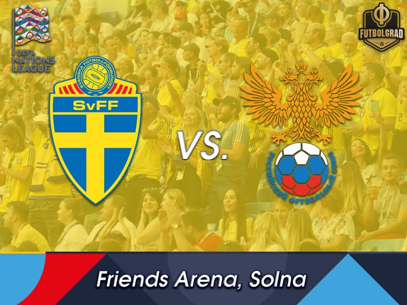 Sweden vs Russia – UEFA Nations League – Preview