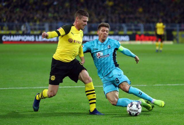 Freiburg unlucky - Borussia Dortmund vs Freiburg