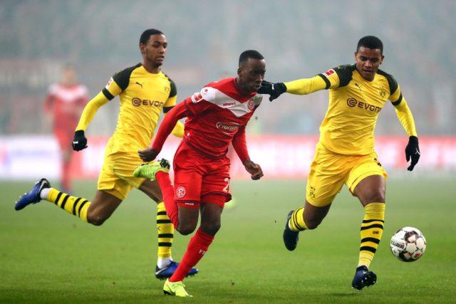 Dodi Lukebakio - Fortuna vs Dortmund