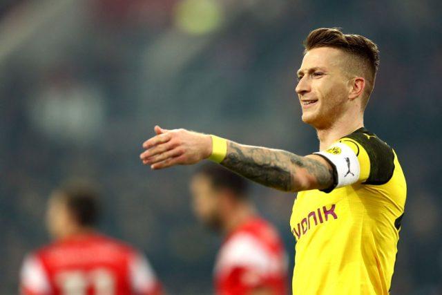 Marco Reus - Fortuna vs Dortmund