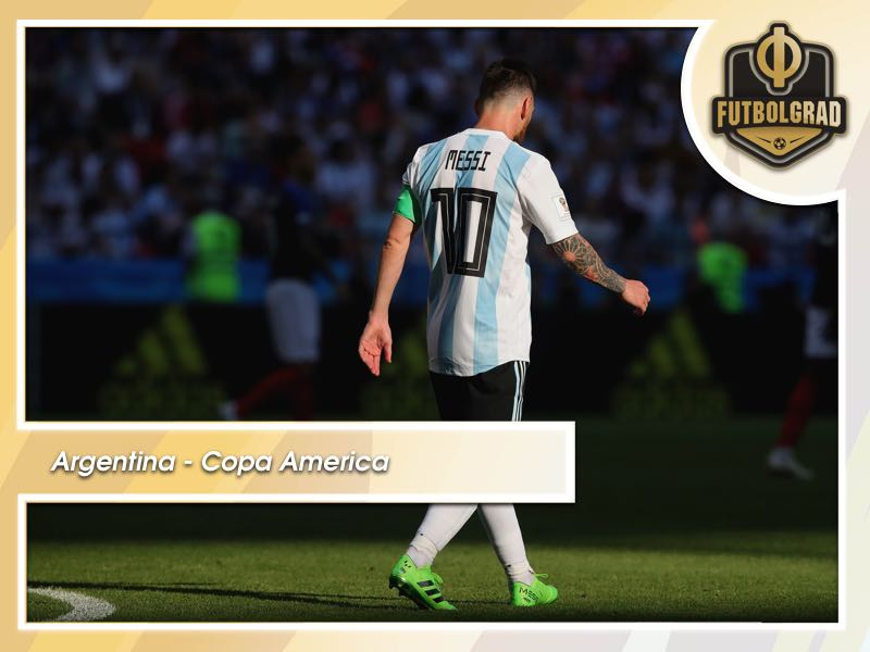 Argentina facing big decision ahead of Copa America