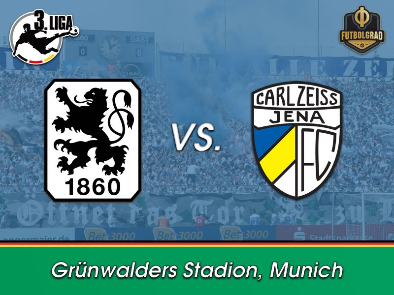1860 Munich want to forget front-office problems against troubled Carl-Zeiss Jena