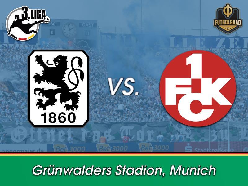 1860 Munich vs Kaiserslautern – Two fallen giants meet in Liga 3