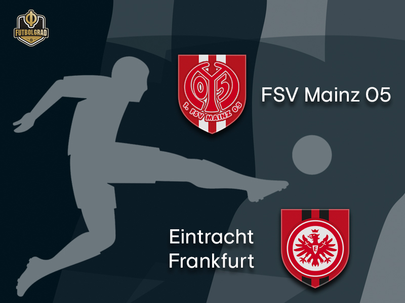 Mainz hosts Eintracht Frankfurt for the Rhein-Main-Derby
