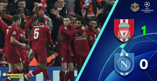 Liverpool edge past Napoli in a Champions League epic encounter